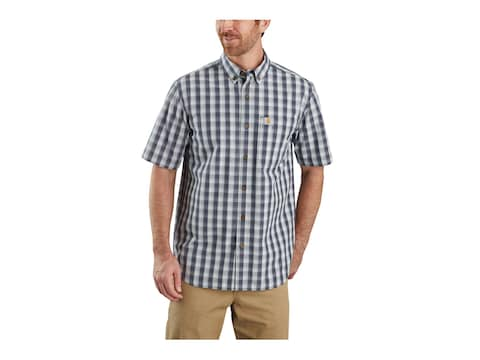 Carhartt Men's Lightweight Short Sleeve Shirt