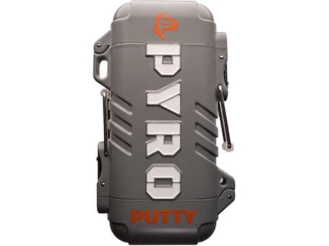Pyro Putty Dual Arc Elite Dual Arc Lighter Gray