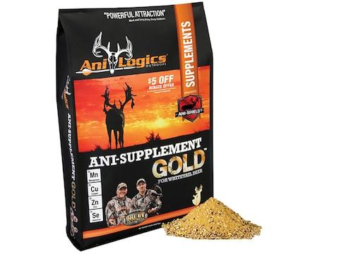 Anilogics Supplement Gold Deer Supplement in 50 lb Bags