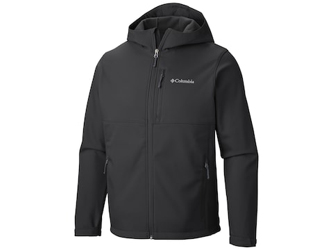 Columbia Men's Ascender Hooded Softshell Jacket Polyester