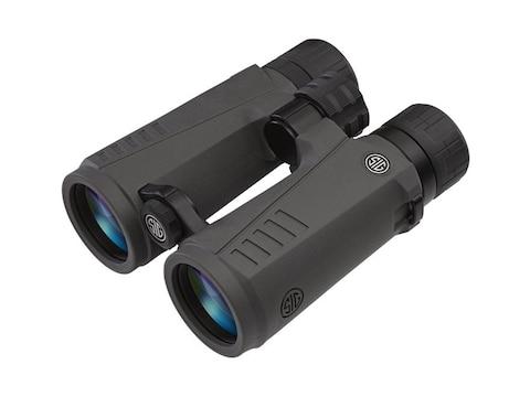 Sig Sauer ZULU7 Binocular 12x 50mm Roof Prism Graphite