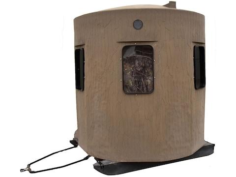 Banks Outdoors Stump 4 Scout Box Blind Polyethylene