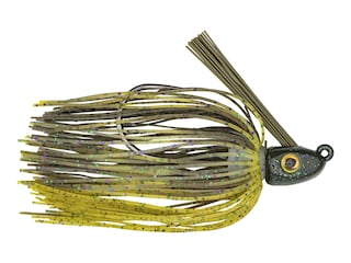 Strike King Hack Attack Heavy Cover Swim Jig Candy Craw 3/8 oz