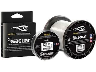 Seaguar Tatsu Fluorocarbon Fishing Line 17lb 200yd Clear