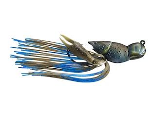 LIVETARGET Crawfish Jig Mud/Blue 3/4 oz