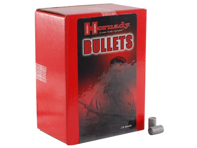 Hornady Bullets 38 Caliber (358 Diameter) 148 Grain Lead Hollow Base Wadcutter Box of 250