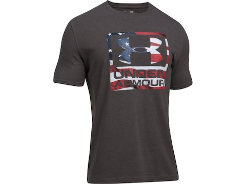 Under Armour Men's UA BFL Short Sleeve T-Shirt Charged Cotton