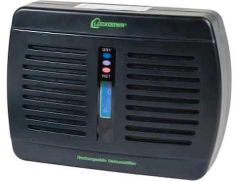 Lockdown Rechargeable Dehumidifier Desiccant