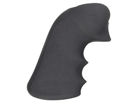 Hogue Monogrip Grips Ruger Super Blackhawk Rubber Black