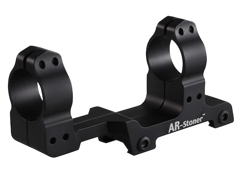 AR-STONER 1-Piece Extended Scope Mount Picatinny-Style with Integral Rings Flat-Top AR-...