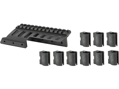 Advanced Technology Halo Gen 2 Side Saddle Shotgun Ammunition Carrier 12 Gauge Mossberg...