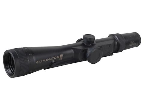 Burris Eliminator III Laser Rangefinding Rifle Scope 4-16x 50mm Adjustable Objective X9...
