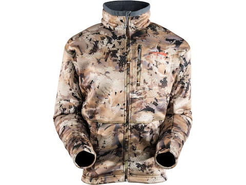 Sitka Gear Men's Gradient Fleece Jacket Polyester