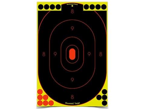 "Birchwood Casey Shoot-N-C Target 12"" x 18"" Silhouette"