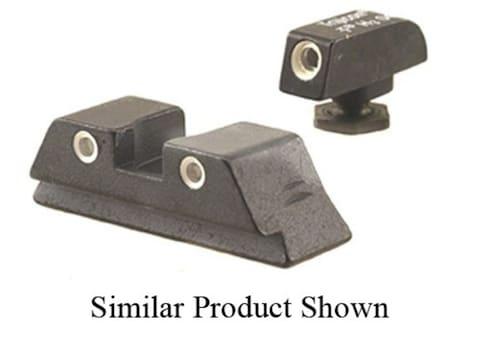 Trijicon Bright & Tough Night Sight Set Sig Sauer P220, P229 Steel Matte 3-Dot Tritium ...