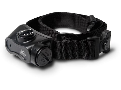D.T. Systems Bark Boss Electronic Dog Collar Black