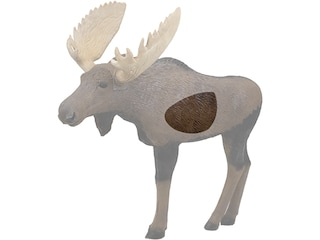 Rinehart 1/3 Scale Woodland Moose 3D Foam Archery Target Insert