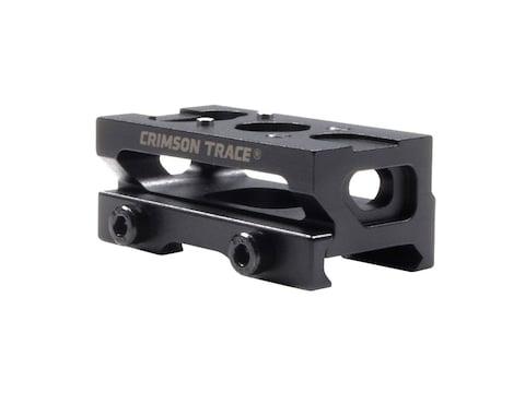 Crimson Trace CTS-1400 Picatinny-Style Riser Mount Matte