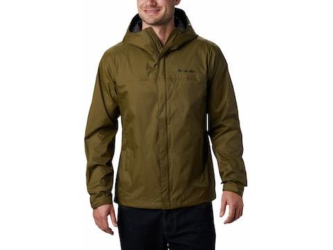 Columbia Men's Watertight II Waterproof Rain Jacket Polyester