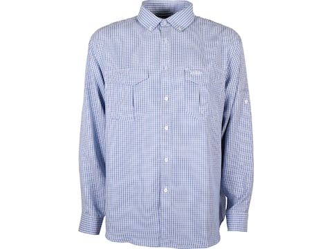 AFTCO Men's Sirius Tech Long Sleeve Shirt