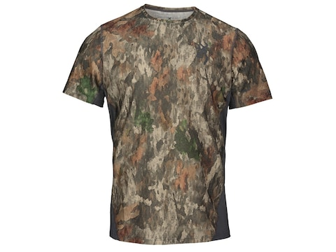 Browning Men's Hell's Canyon Speed Plexus-FM Base Layer Short Sleeve Shirt Polyester/Nylon