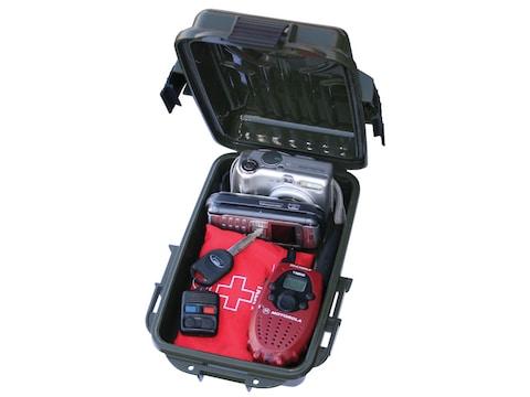 "MTM Ammo Travel-Survivor Dry Box 10"" x 7"" x 3"" Polymer"
