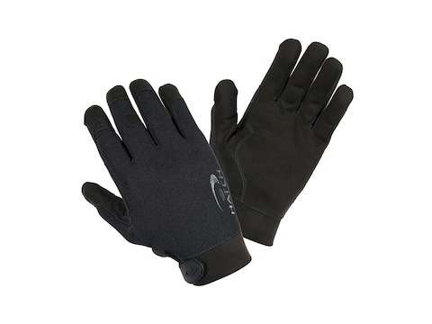 Hatch Task Medium Cut-Resistant Gloves Synthetic and Kevlar Black
