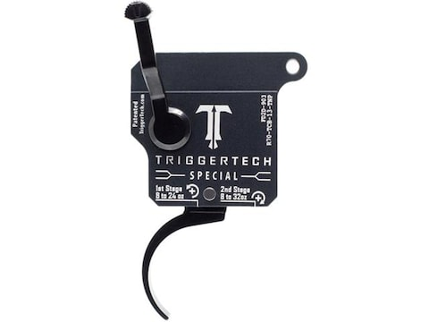 TriggerTech Special Trigger Remington 700 Clones Two Stage Black