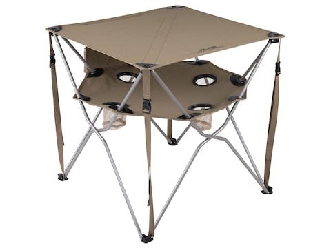 ALPS Mountaineering Eclipse Camp Table Aluminum Khaki
