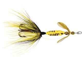 Worden's Rooster Tail 202 Inline Spinner 1/32oz Bumblebee Bronze