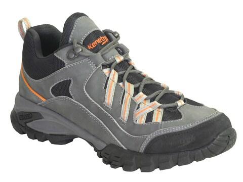 "Kenetrek Bridger Ridge 4"" Hiking Boots Leather and Nylon Gray Men's"
