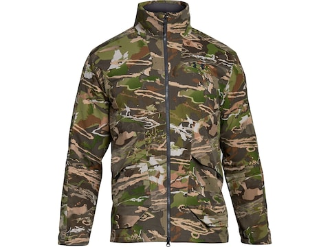 Under Armour Men's UA Grit Scent Control Jacket Nylon Ridge Reaper Forest