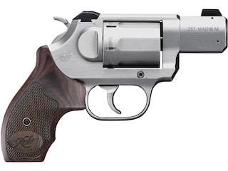 """Kimber K6s DASA Revolver 357 Magnum 2"""" Barrel 6-Round Stainless Steel Walnut"""