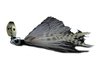 Picasso Aaron Martens Special FX Shock Blade Bladed Jig Bling Shad 3/8 oz