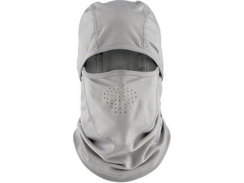 Striker Men's UPF Face Mask Gray One Size Fits Most