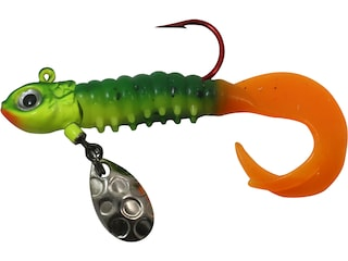 Northland Tackle Thumper Crappie King Underspin Firetiger 1/32 oz