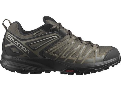 Salomon X Crest GTX Hiking Shoes Leather/Synthetic Men's