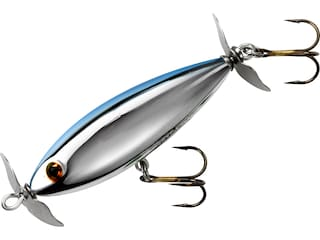 Cotton Cordell Crazy Shad Topwater Chrome Blue