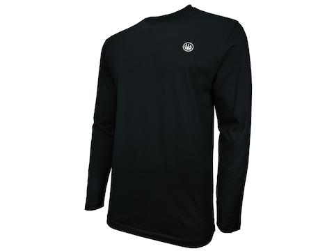 Beretta Men's US Logo Long Sleeve T-Shirt Cotton