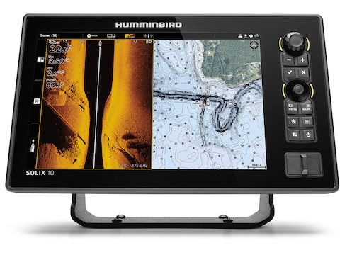 Humminbird SOLIX CHIRP MEGA SI+ G3 Fish Finder