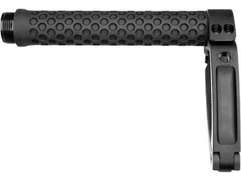 Battle Arms Sabertube Direct to Receiver Mid Length Pistol Buffer Tube Aluminum Black