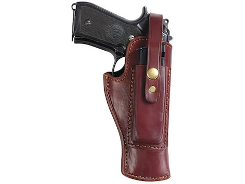 Triple K 39 Packer Holster with Spare Magazine Pouch