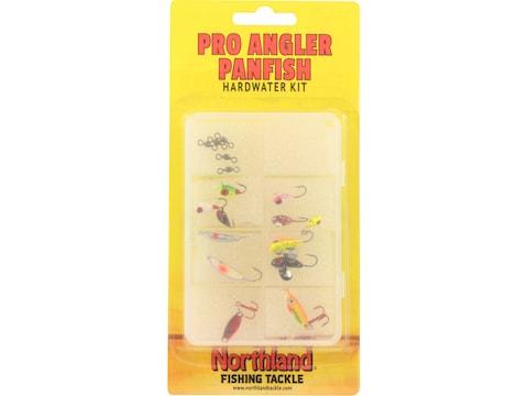 Northland Pro Angler Panfish Hardwater Ice Fishing Kit