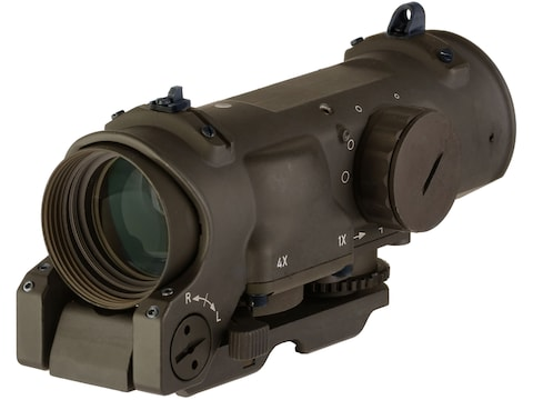 ELCAN SpecterDR Tactical Rifle Scope 1x:4x 32mm Switch Power Illuminated with ARMS Thro...
