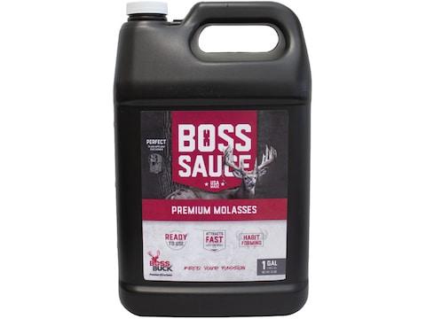 Boss Buck Boss Sauce Liquid Mineral Attractant 1 Gallon