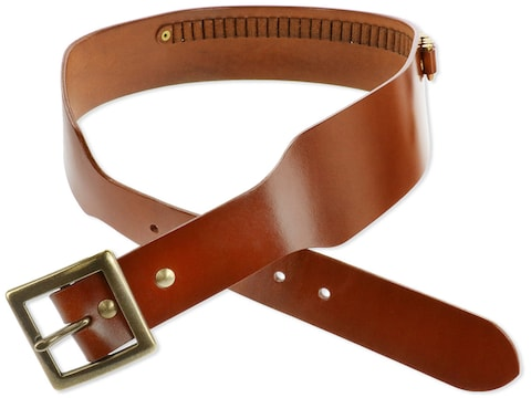 Galco Ruger Wrangler Cartridge Belt Leather Tan