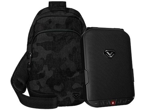 Vaultek Trek Pack Sling Bag Combo with Lifepod Black