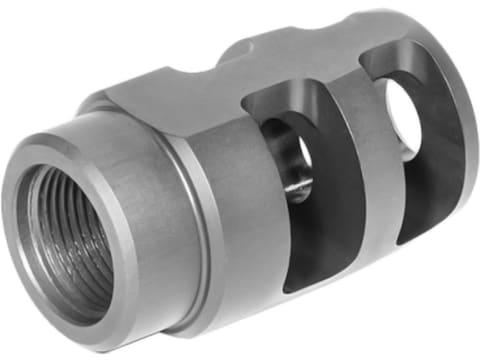 Badger Ordnance Micro FTE Muzzle Brake 7.62mm 5/8-24 Thread Steel Matte