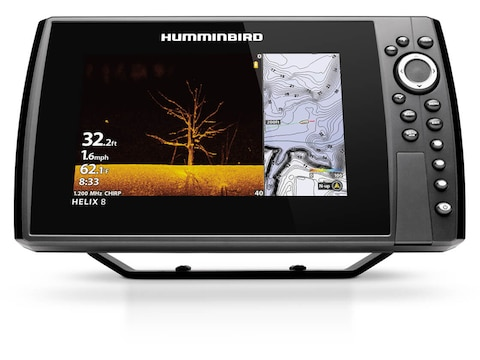 Humminbird HELIX 8 CHIRP MEGA DI GPS G4N Fish Finder