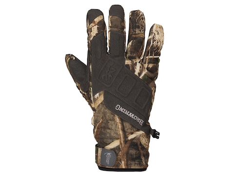 Browning Wicked Wing Goose Gloves Polyester/Leather